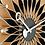 Thumbnail: Sunflower Clock Birch