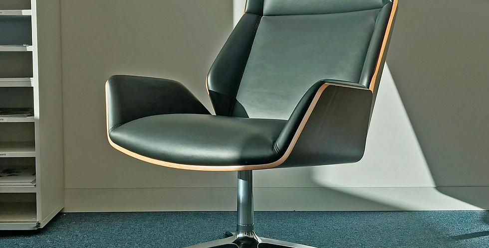 Kruze High Lounge Chair
