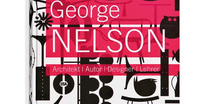 George Nelson - Architect, Writer, Designer, Teacher