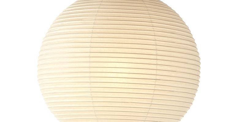 45A-120A Akari Ceiling Lamp