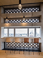 WorkSpirit's installation of Vitra furniture at Tate Modern