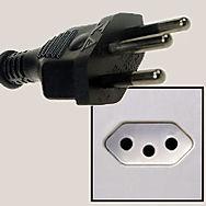 Electrical Plug Type N