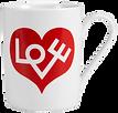 Vitra Love Heart Coffee Mug