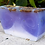 Thumbnail: Lavender Soap with Lavender buds - All Natural Vegan Organic Calming