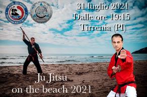 Ju Jitsu on the Beach 2021 WJJ Pma Italia e N.A.M.A. - Tirrenia 31 Luglio 2021 Bagno Florida