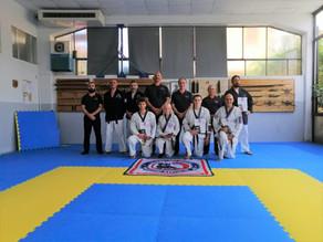 Esami Corso Istruttori world Ju Jitsu PMA Italia in Pisa - Pisa 18 Luglio 2021