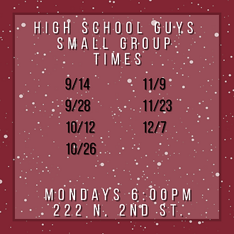 High_School_Guys_small_group_times_locat