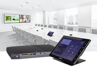 Crestron Flex UC-C160-T Teams Room System   AudeoNet