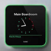 Evoko Liso Meeting room booking system   AudeoNet