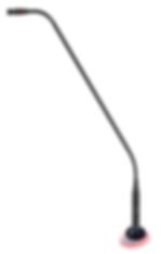 Clock Audio goose neck mirophones | AudeoNet