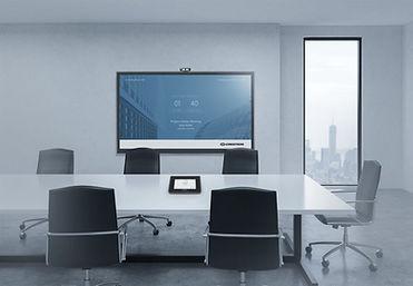 Crestron Flex UC-M130-T Teams Room System | AudeoNet