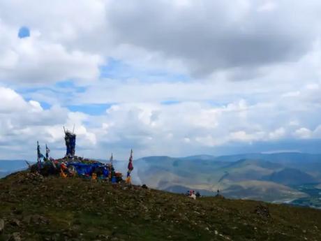 LA GRANDE ÉVASION - MONGOLIE