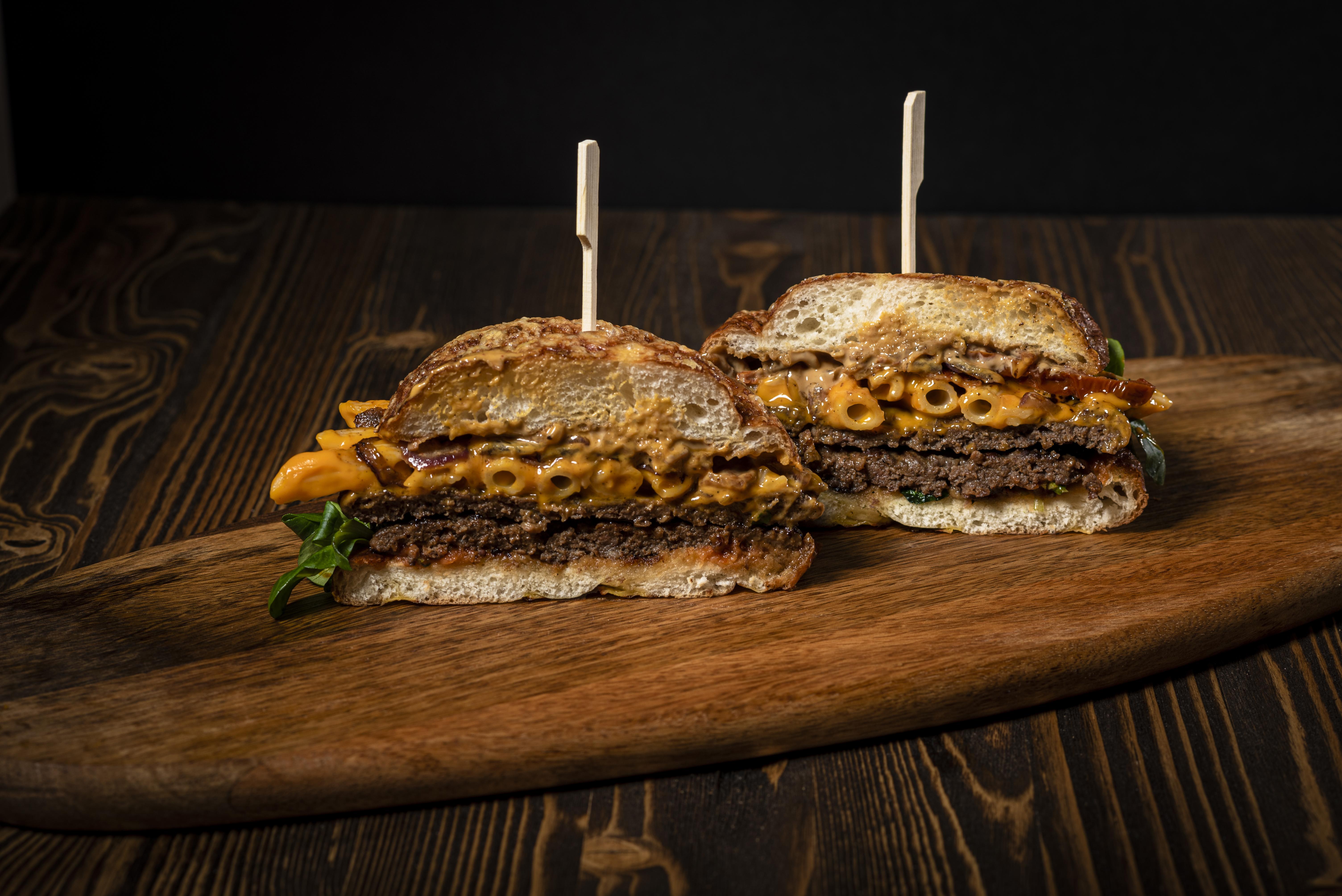 Zombie burger 1.