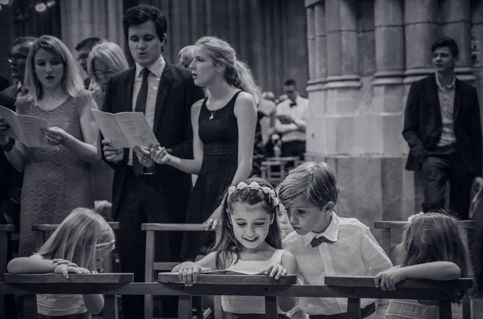 Les enfants d'honneurs