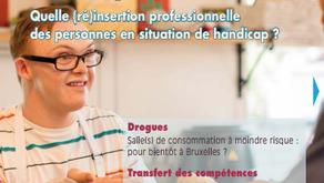 Emploi des personnes handicapées - Bruxelles Santé