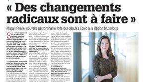 Interview portrait - La Capitale