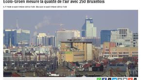 NO2 Pollution - La DH