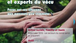 Un statut pour le pair-aidant - Bruxelles Santé