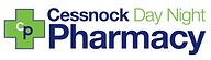 Cessnock Day Night Pharmacy logo.png