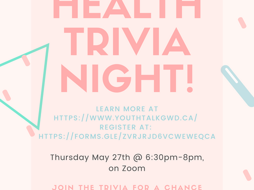 JOIN US FOR A MENTAL HEALTH TRIVIA NIGHT!