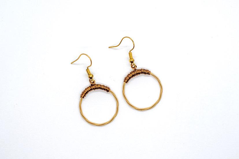 G-String Guitar Earrings (GR004)