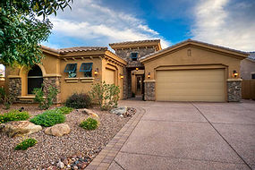 Real estate photography in Gilbert, AZ