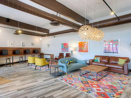 Phoenix multi-family interior real estate photography