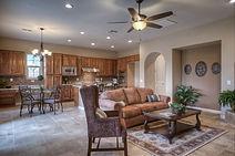 Real estate photograph of a house in Mesa, AZ