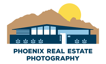 Logo for Phoenix real estate photography