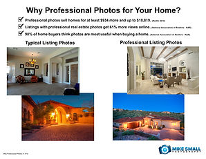 Why hire a professonal real estate photographer