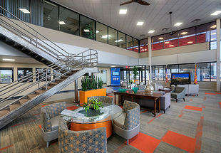 Commercial real estate listing photography