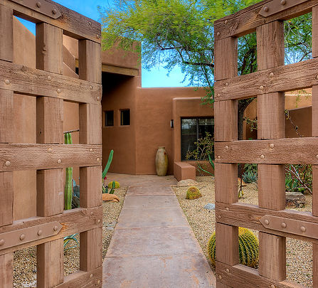 Exterior residential real estate photo
