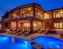 Scottsdale twilight real estate photos