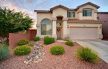 real estate photo of a Mesa, AZ home