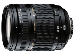 photo of a 28 - 300 mm zoom lens