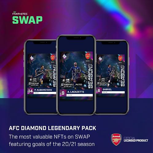 Arsenal's Diamond Legendary Collection