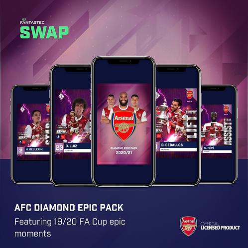 Arsenal's Diamond Epic Collection