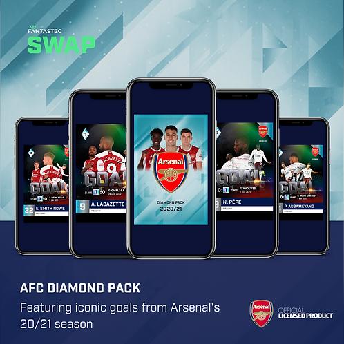 Arsenal's Diamond Collection