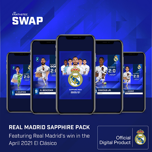 Real Madrid's Sapphire Collection #2
