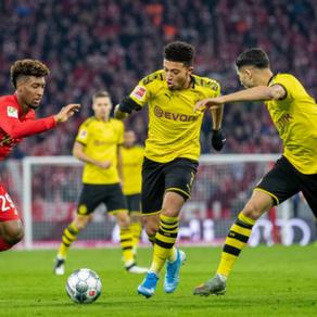 Borussia Dortmund vs Bayern Munich Quiz