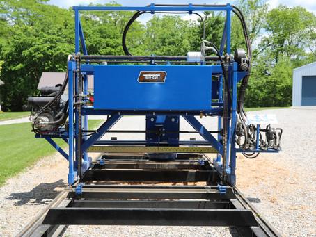 Introducing the SS-70 Tru-Cut Slab Surfacer!