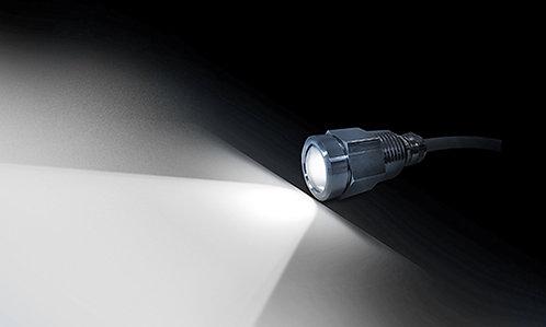 Marine Sport Drain Plug White LED MS-9WC-TDDP-W