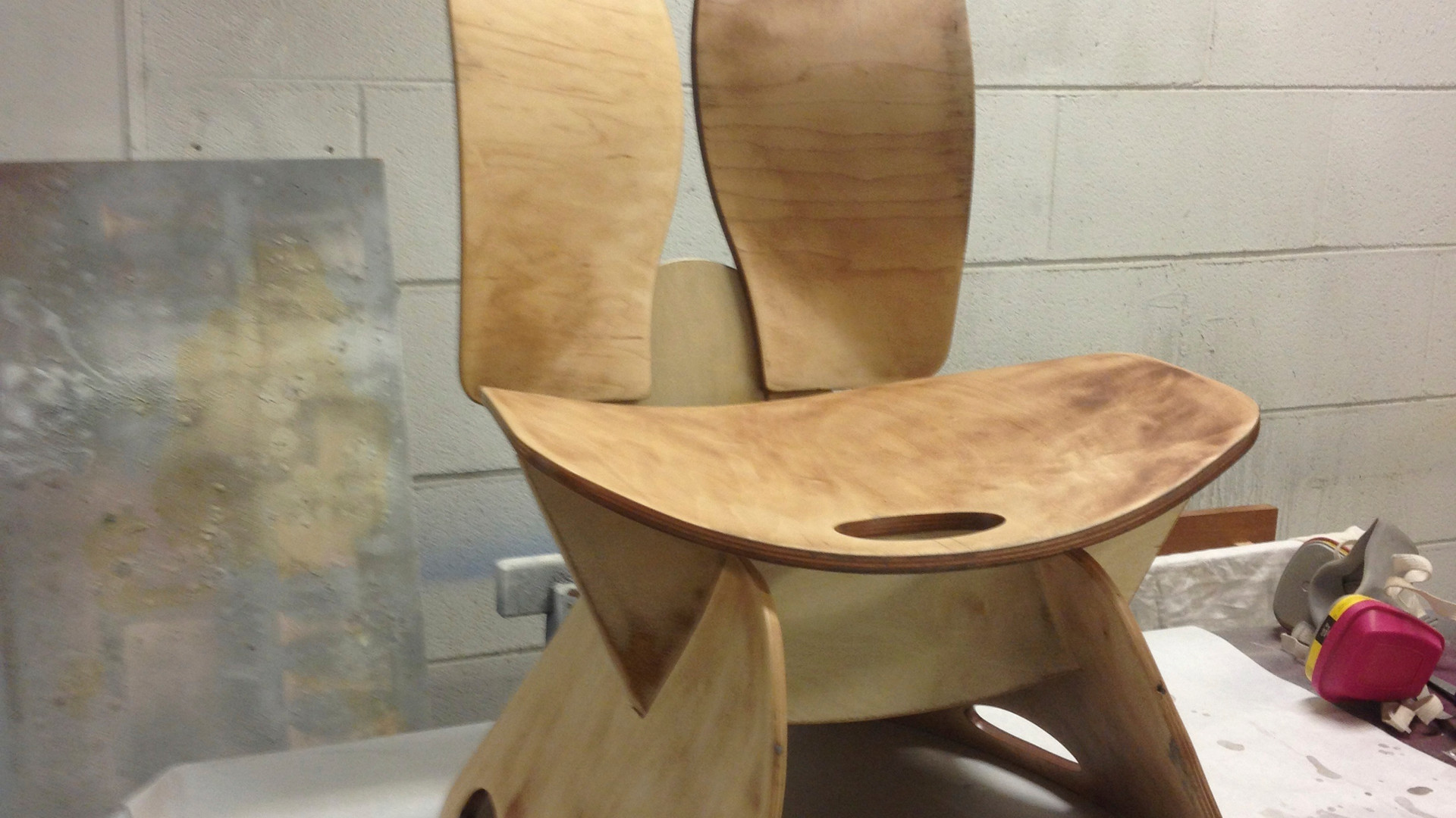 CHAIR FROM CHAIR