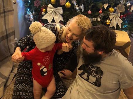 Christmas Photo Drop