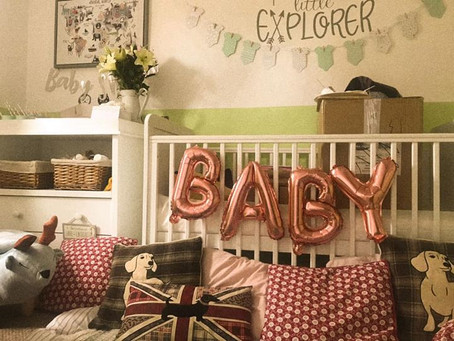My Virtual Baby Shower!