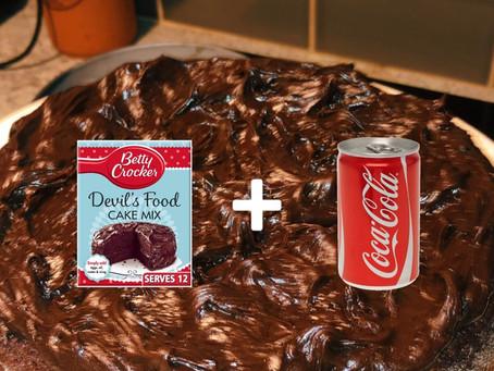 GUEST BLOG: Vegan Chocolate Cheat Cake!