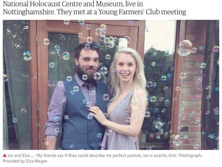 Guardian Feature - How we met