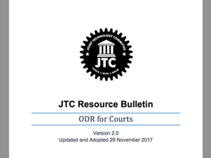 Advisers to US Courts Recommend Adoption of ODR