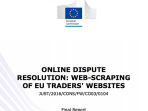 Vast Majority of EU Traders In Breach of EU Consumer ODR Law