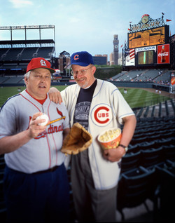 Jerry & Larry Daly
